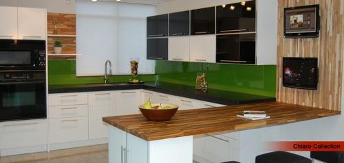 10 elegante attraktive k chen mit origineller ausstattungen. Black Bedroom Furniture Sets. Home Design Ideas