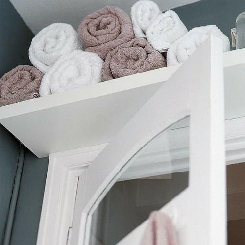 23 kreative tipps zur aufbewahrung und ordnung im badezimmer Organizing ideas for small bathrooms