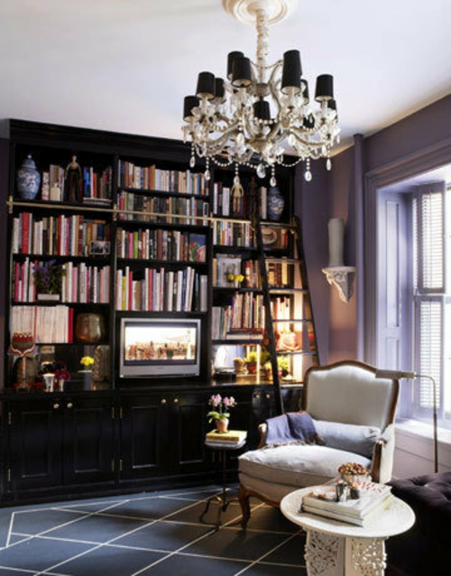 17 inspirierende ideen f r bemalten fu boden - Fussboden wohnzimmer ideen ...