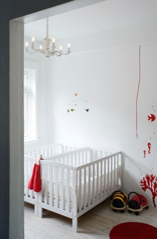 Zwillingszimmer gestalten  Chestha.com | Zwillinge Babyzimmer Idee