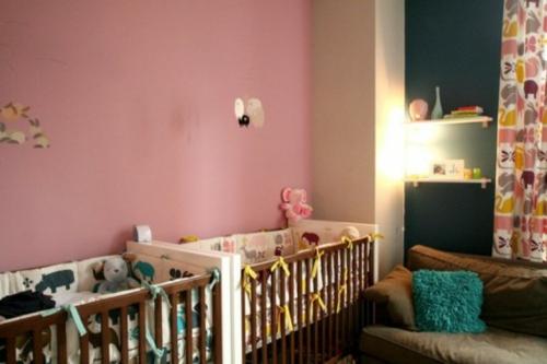 12 herrliche babyzimmer design ideen f r zwillinge oder mehrlinge. Black Bedroom Furniture Sets. Home Design Ideas