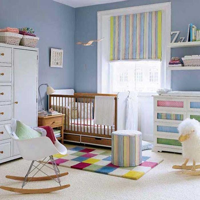 babyzimmer gestalten babyzimmer set buntes