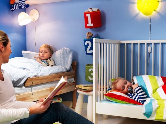 babyzimmer gestalten babyzimmer set doppelpack
