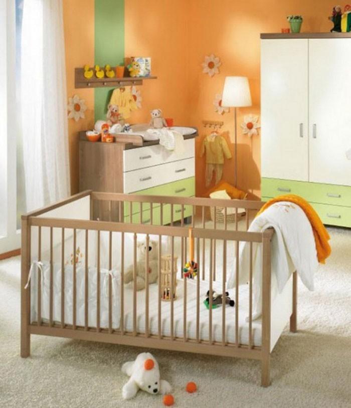 babyzimmer gestalten babyzimmer set einfach