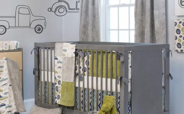 Babyzimmer komplett grau  ▷ Babyzimmer komplett einrichten - 1000 stilvolle Ideen für ...