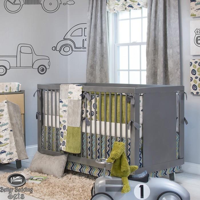 babyzimmer gestalten babyzimmer set farbgestaltung grau
