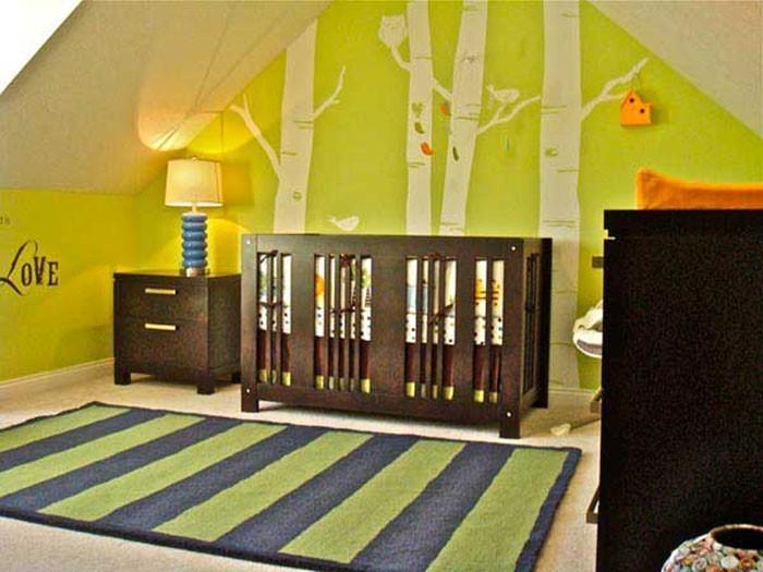 babyzimmer gestalten babyzimmer set frisch