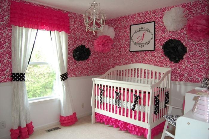 babyzimmer gestalten babyzimmer set gepudert