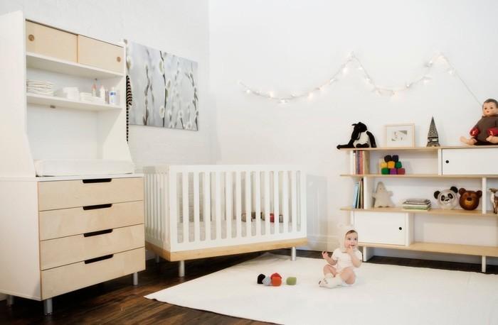 babyzimmer gestalten babyzimmer set hell