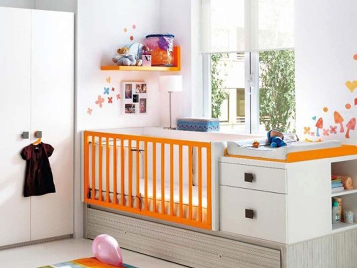 77 schnuckelige design ideen wie man babyzimmer gestalten kann. Black Bedroom Furniture Sets. Home Design Ideas