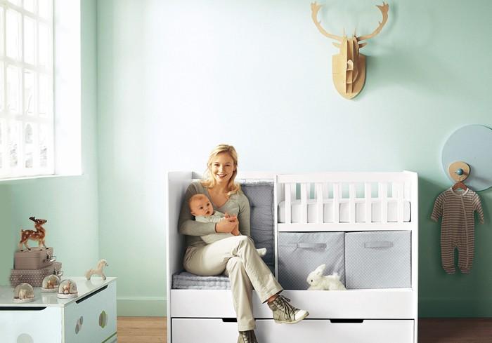 babyzimmer gestalten babyzimmer set kombi