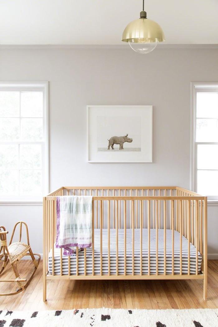 babyzimmer gestalten babyzimmer set minimal