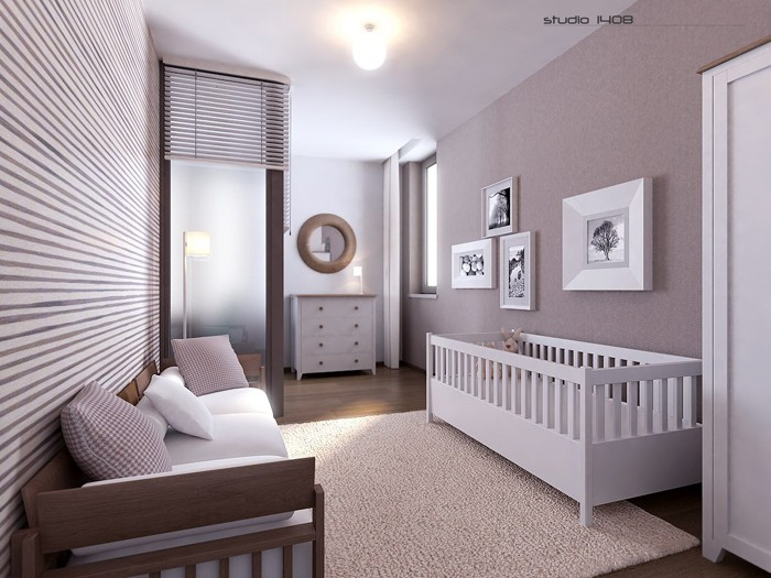 77 schnuckelige design ideen wie man babyzimmer gestalten. Black Bedroom Furniture Sets. Home Design Ideas