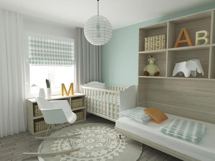 babyzimmer gestalten babyzimmer set modisch