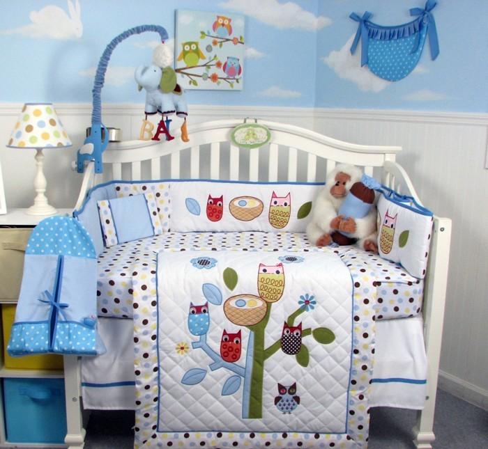 babyzimmer gestalten babyzimmer set monchichi