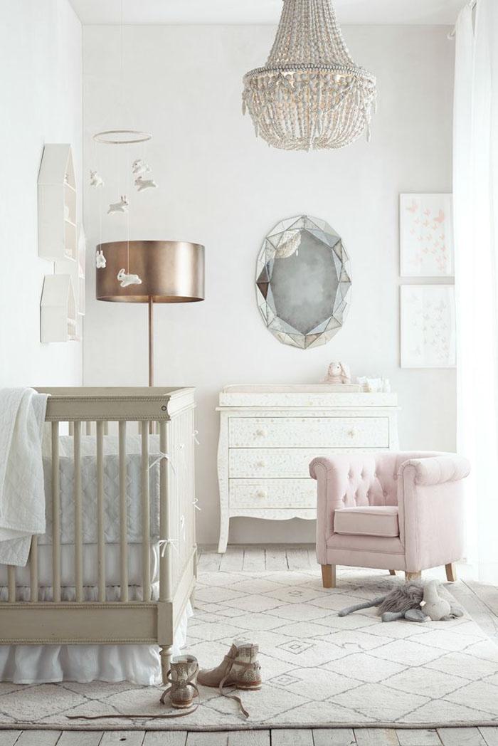 babyzimmer gestalten babyzimmer set pastell