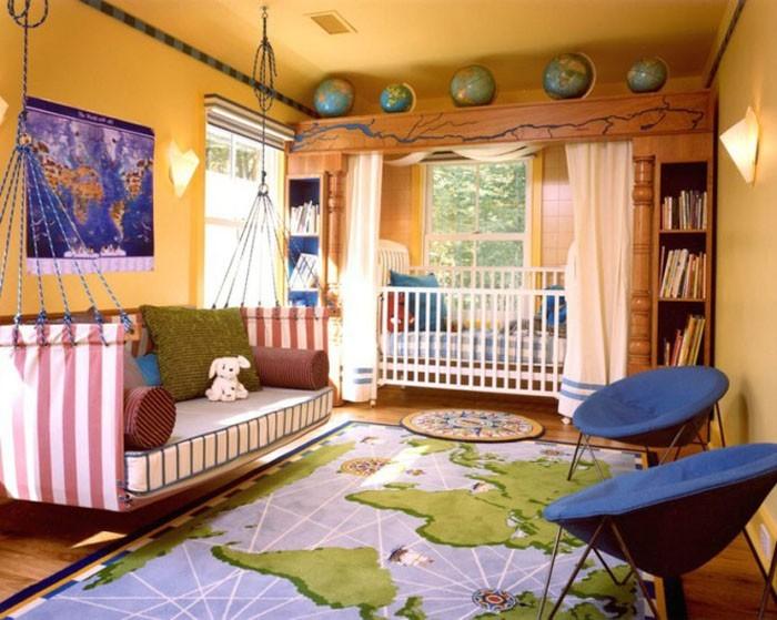 Kinderzimmer Wandbemalung Ideen | afdecker.com