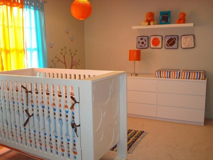 babyzimmer gestalten babyzimmer set verdunkeln