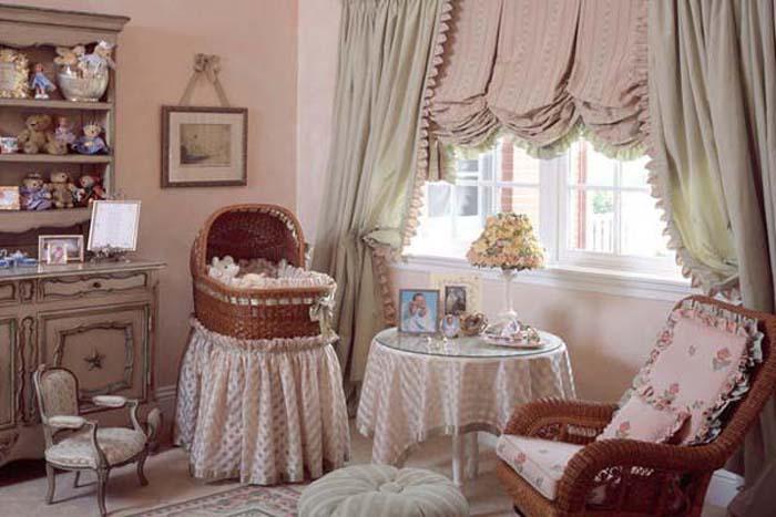 babyzimmer gestalten babyzimmer set vintage