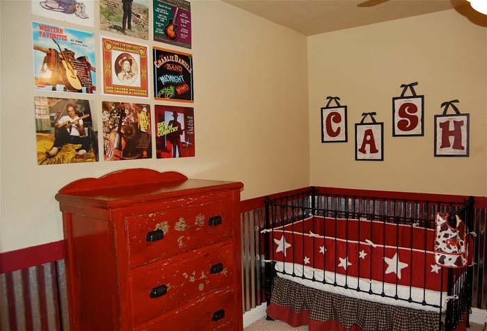 babyzimmer gestalten babyzimmer set vintage2