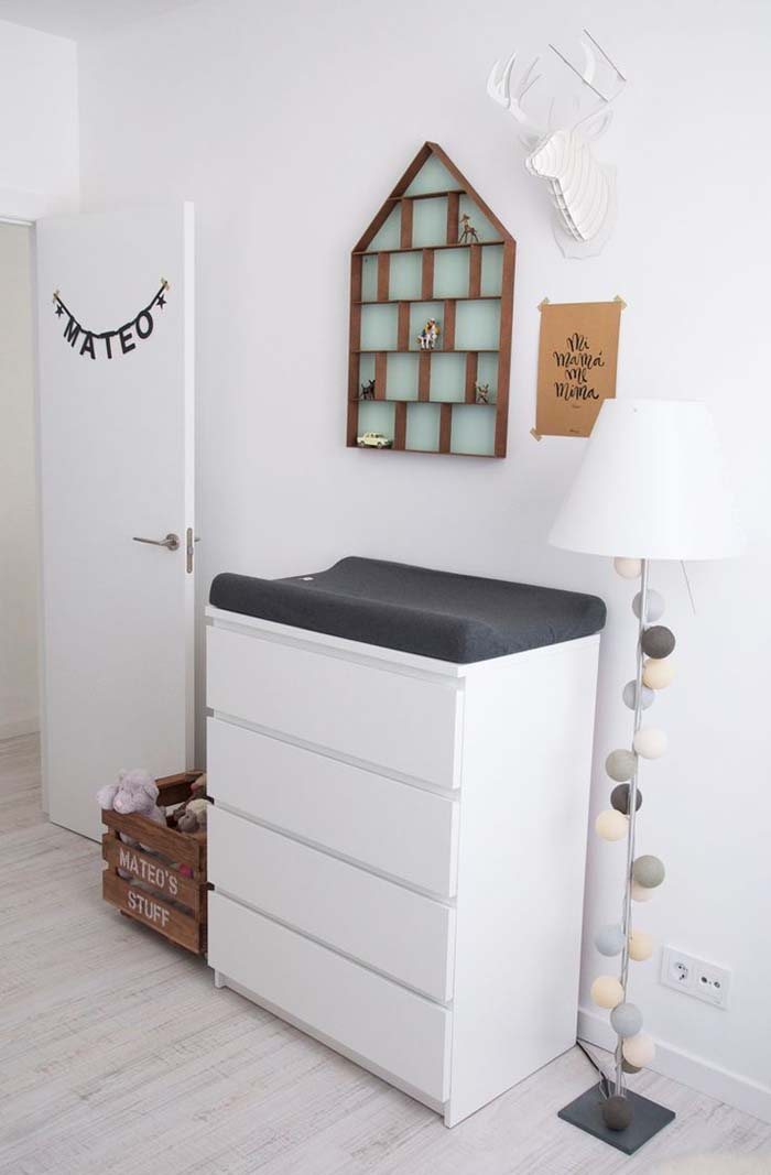 babyzimmer gestalten babyzimmer set weich