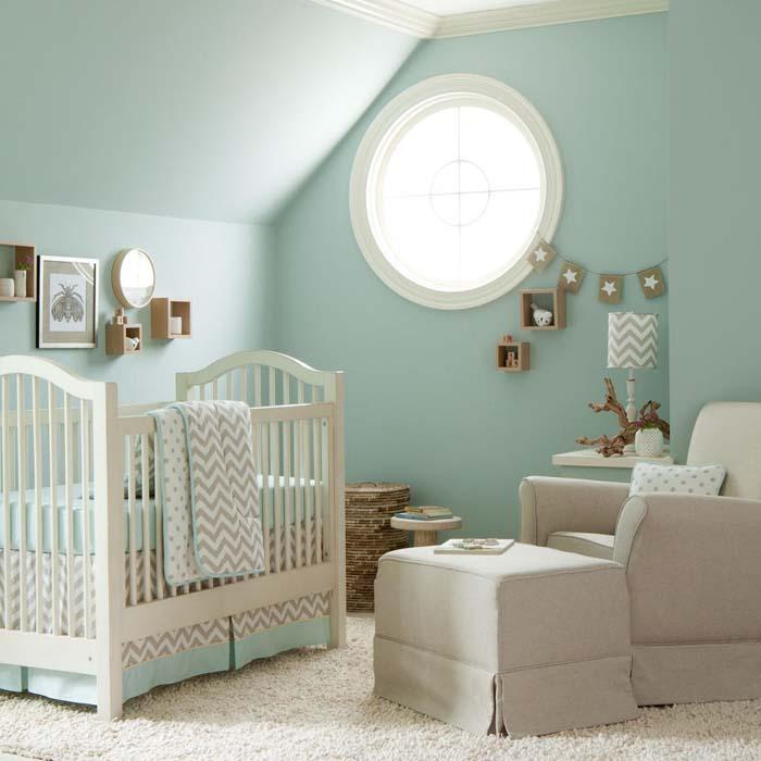 babyzimmer gestalten babyzimmer set weissgrün