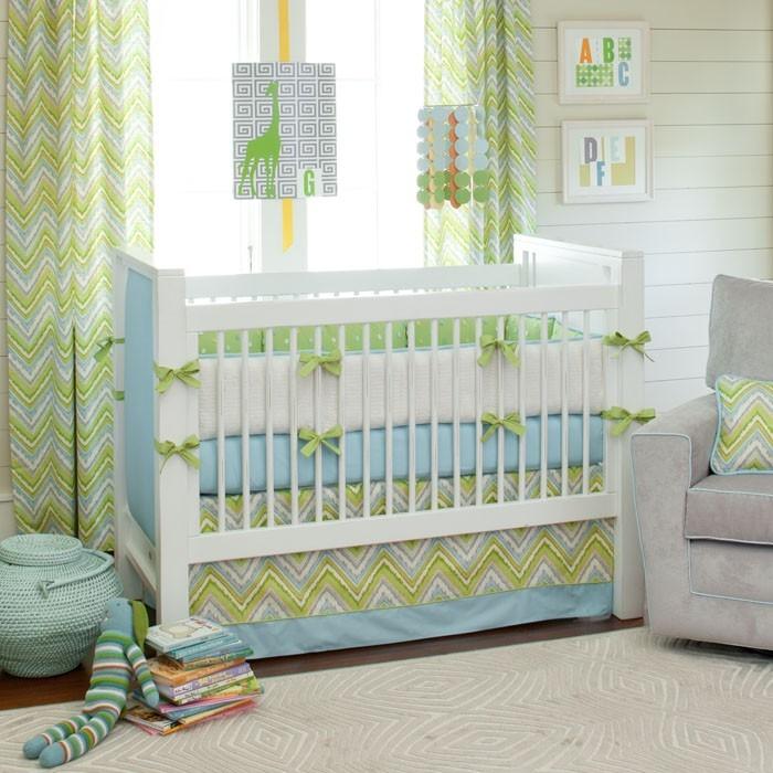 77 schnuckelige design ideen wie man babyzimmer gestalten kann - Babyzimmer deko set ...