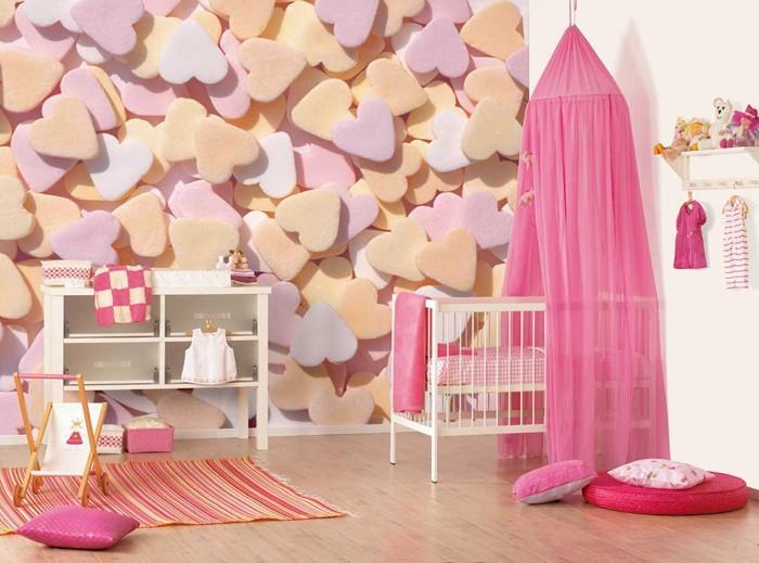 babyzimmer gestalten babyzimmer set zuckersueß