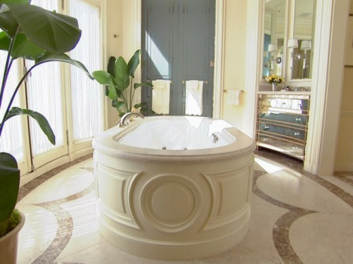GroB 15 Moderne Badezimmerboden Ideen U2013 Außergewöhnliche Designer Vorschläge ...