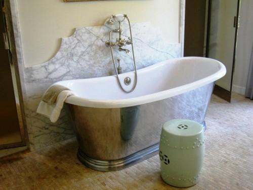 badewanne fliesenspiegel idee design interieur