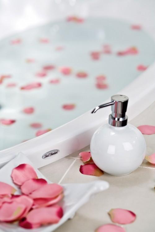 badewanne romantik entspannende momente japanischen stil