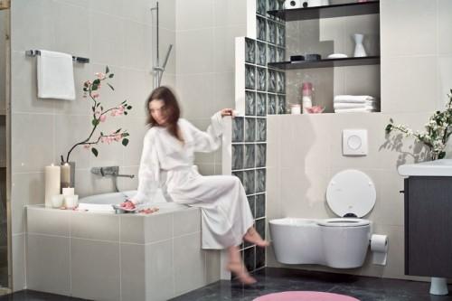 badezimmer deko ideen im japanischen stil, Badezimmer