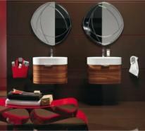 21 bunte Badezimmer Designs – stilvolle Ideen