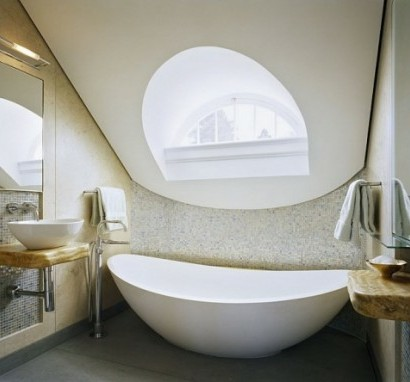 Badezimmer Im Dachgeschoss 21 Unglaubliche Ideen