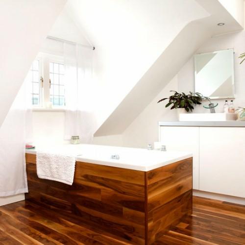 Badezimmer im Dachgeschoss - 21 unglaubliche Ideen