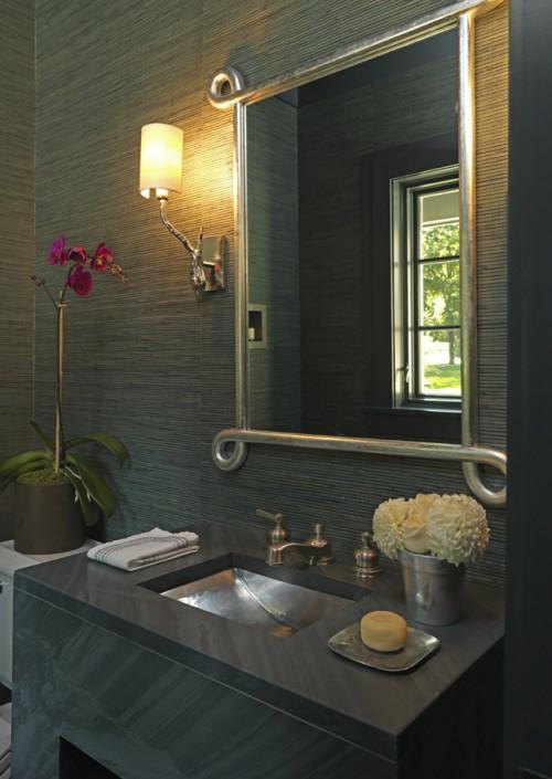 Interessante naturtapeten 18 interessante und n tzliche for Badezimmer im englischen design
