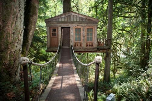 11 architektonische ideen für traumhafte baumhäuser