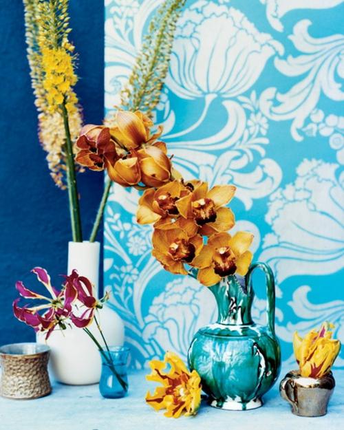 Dekoration Mit Orchideen - 14 Exklusive, Erfrischende Ideen Gestaltungsideen Durch Orchiden