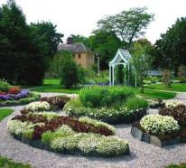 Garten ideen gestaltung  109 Garten Ideen für Ihre wunderschöne Gartengestaltung