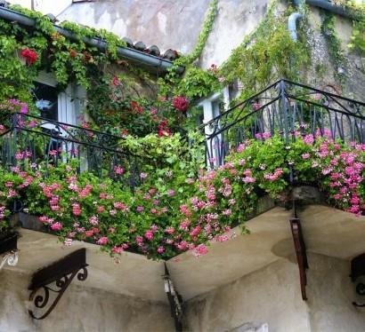 19 Originelle Ideen Für Einen Gemütlichen Balkon Der Franzosische Balkon Ideen