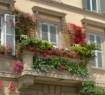 19 originelle Ideen für einen gemütlichen Balkon