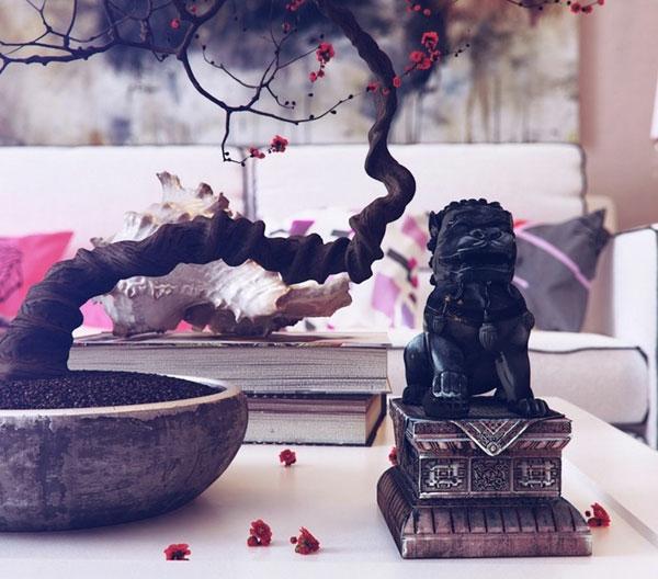 Tapeten Asiatische Motive : 10 Schritte unsere Wohnung im Zen-Stil einzurichten ? japanische
