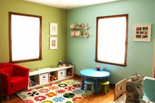 spielzimmer design ideen 15 fantastische kinderzimmer. Black Bedroom Furniture Sets. Home Design Ideas
