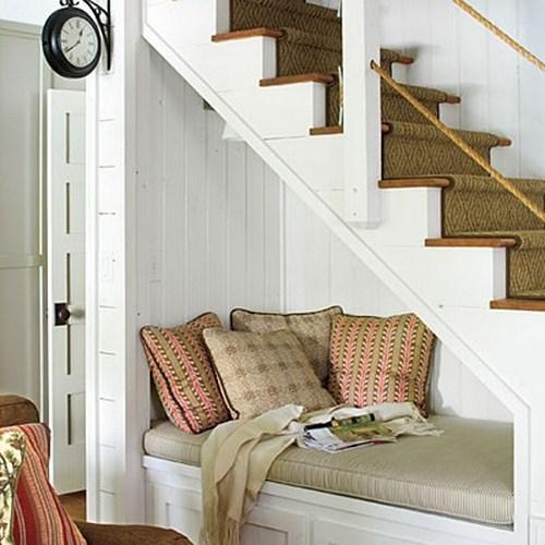 coole Treppen-Vorleger klassische Design Idee