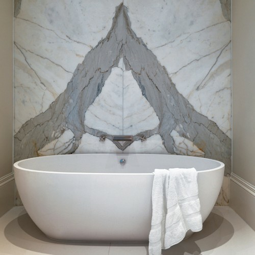 coole fliesenspiegel ideen badezimmer modern stilvoll