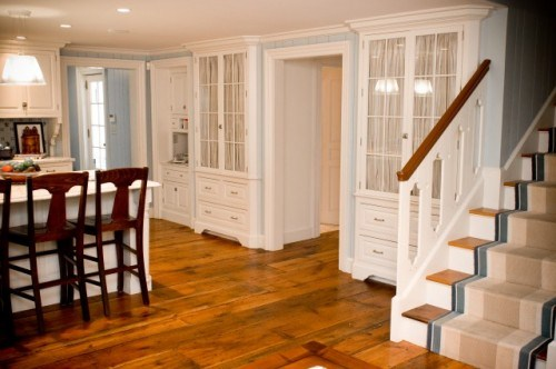 cooler vorleger design küche innenraum