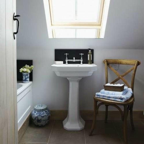 21 Unglaubliche Ideen Für Badezimmer Im Dachgeschoss ...