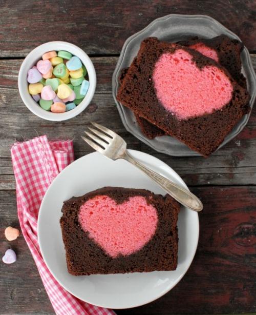 deko valentinstag frühstücksideen geliebten köstlich