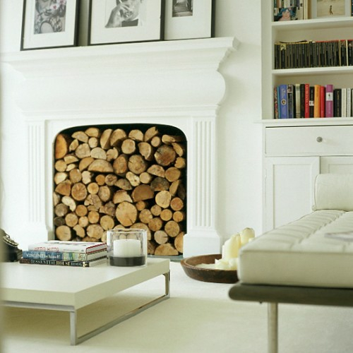 yarial = olympo kamin-set für das wohnzimmer in weiß oder,