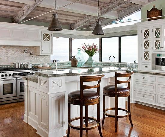 die küche komplett umstylen kücheninsel